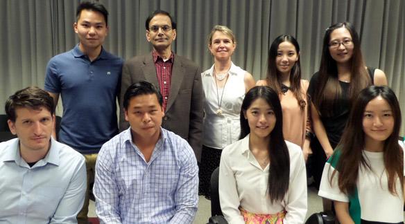 Fordham University Step Program